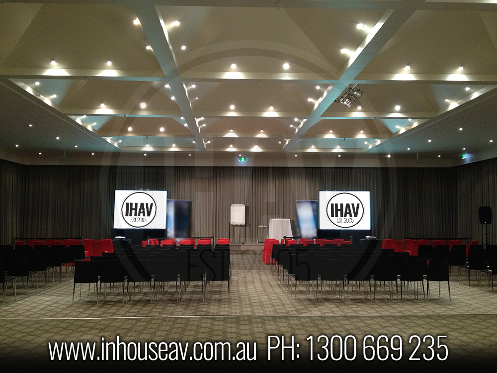 Leonda By The Yarra audio visual hire