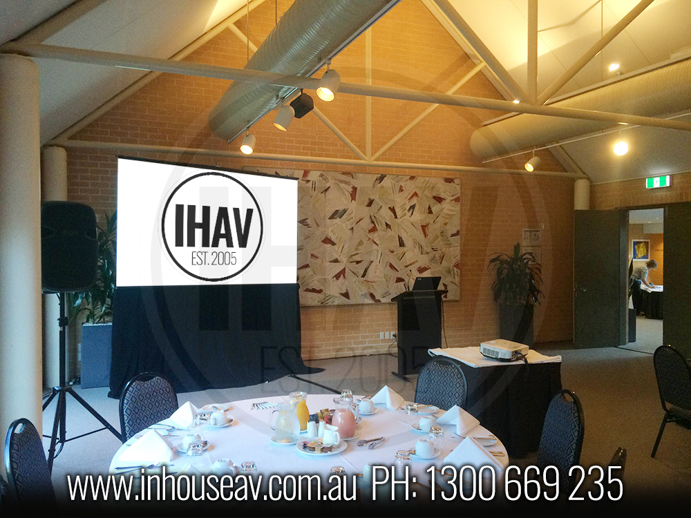 Hire Data Projector