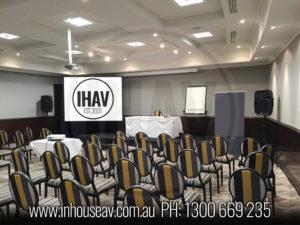 Brisbane audio visual hire