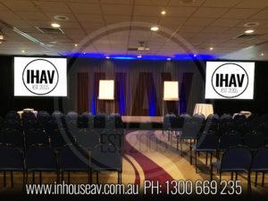 Mercure Brisbane Projector Hire