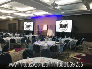 Mercure Brisbane Audio Visual Hire