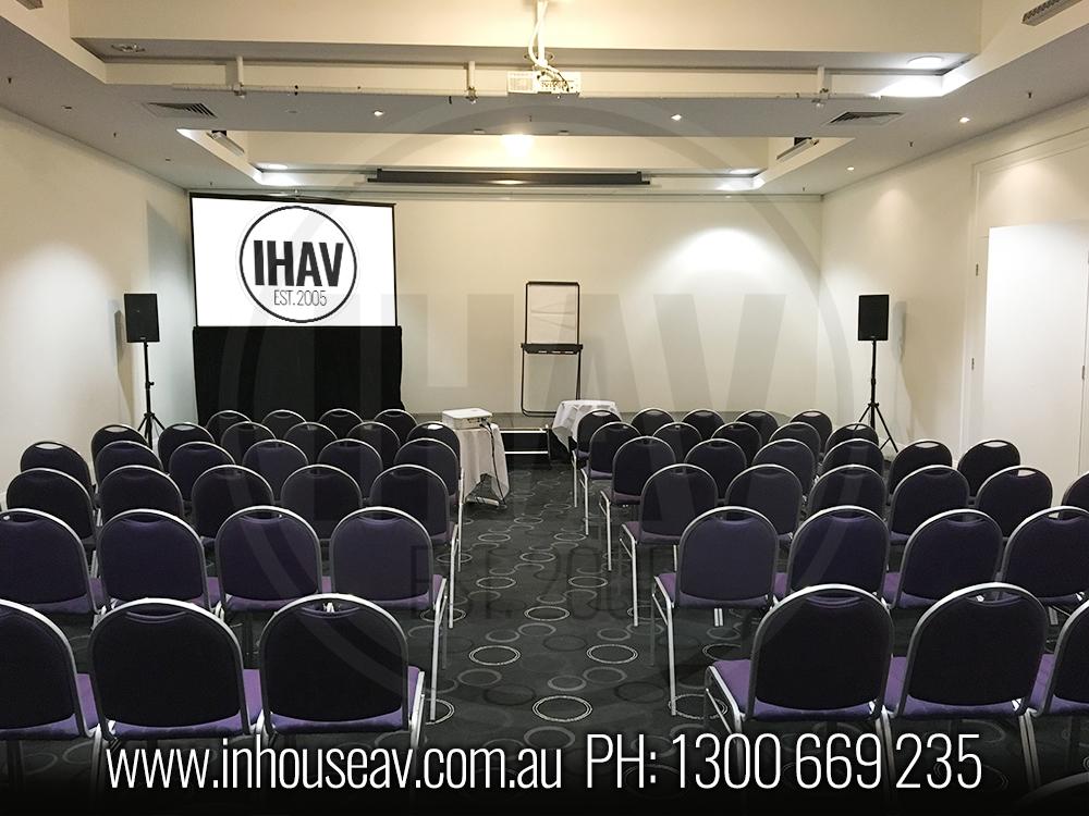 Novotel Brisbane Lawson Audio Rentals