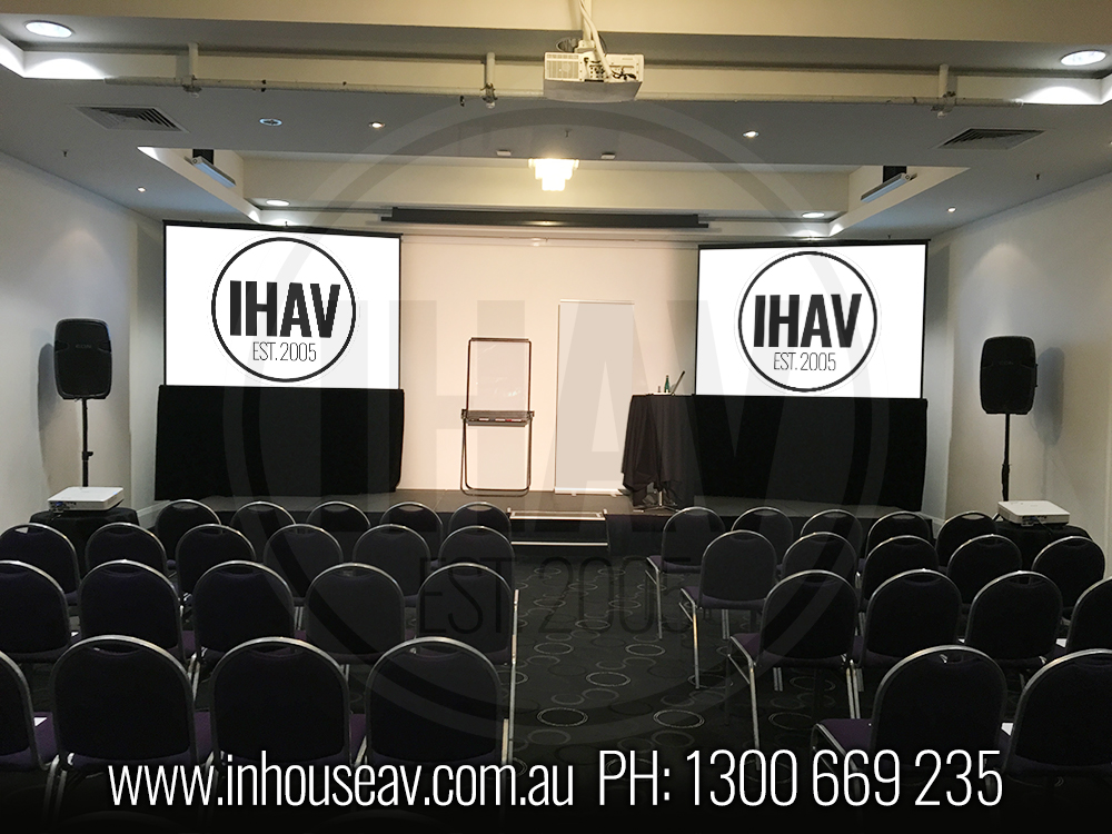 Novotel Brisbane Lawson Projector Hire