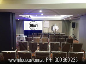 Novotel Canberra Projector Hire