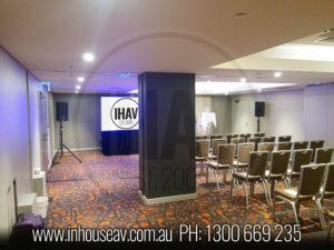 Novotel Canberra Audio Hire