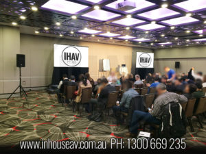 Parramatta Projection Screen Hire