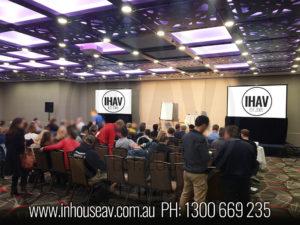 Novotel Parramatta Projector Hire