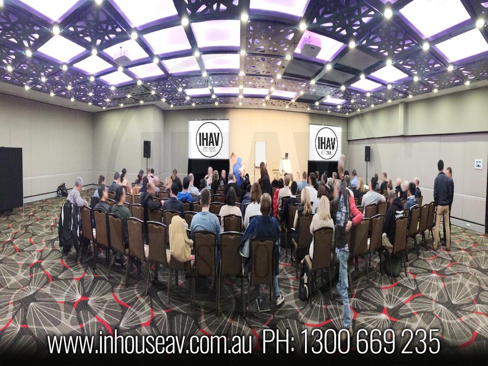 Novotel Parramatta audio hire