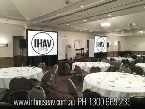 Novotel Twin Waters Projector Hire