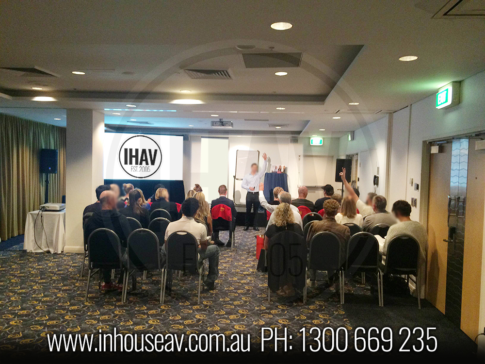 Novotel Wollongong Projector Hire