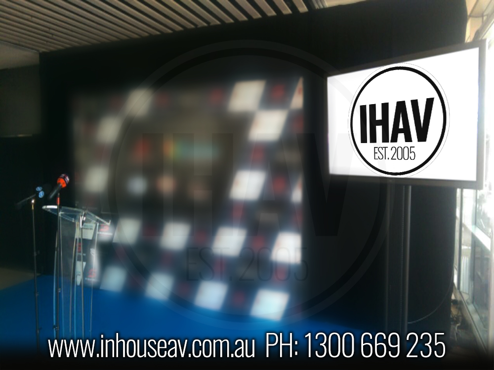 Overseas Passenger Terminal Sydney Lectern Hire