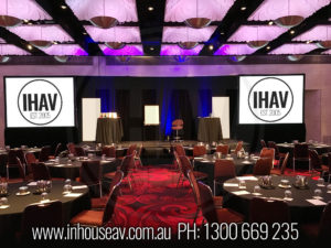 Pullman Melbourne Projector Hire