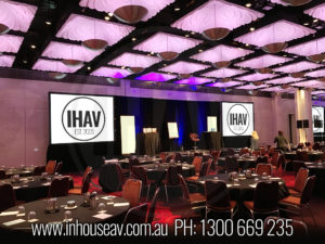 Pullman Melbourne Projection Screen Hire