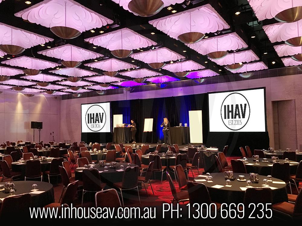 Pullman Melbourne Audio Visual Hire