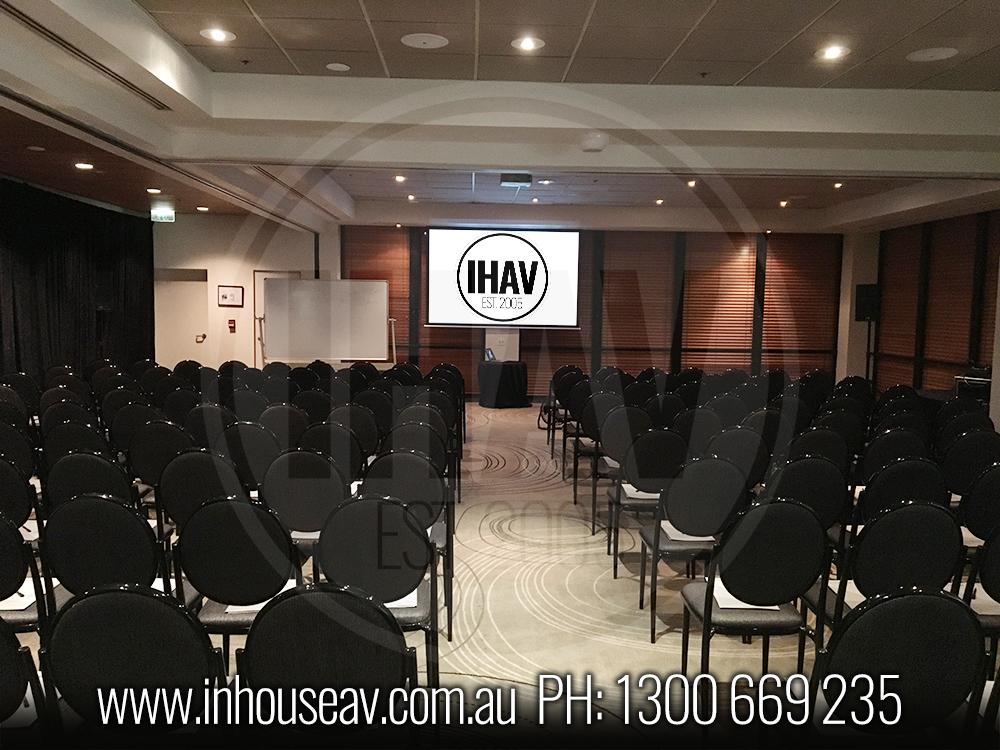 QT Gold Coast Audio Visual Hire