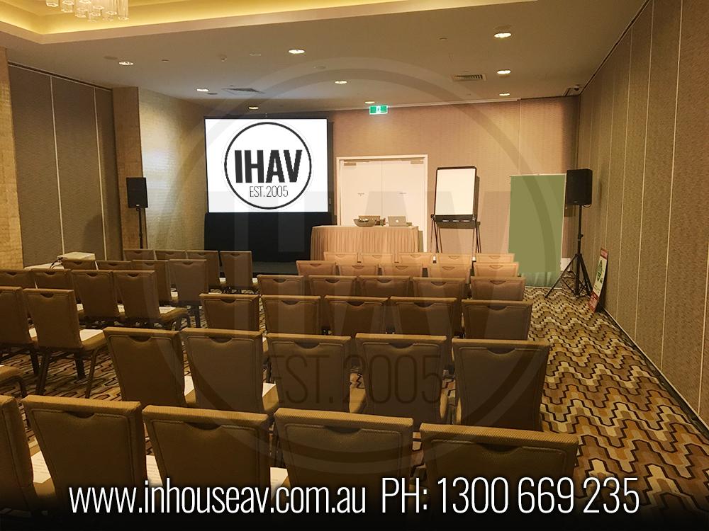 Rydges Southbank Brisbane Projector Hire
