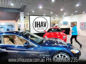 Scuderia Sydney Audio Visual Hire 4