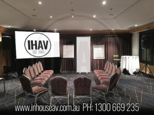 Brisbane Projection Screen Hire