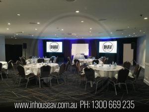 Sofitel Brisbane Audio Hire