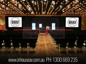 Sydney Projection Screen Hire