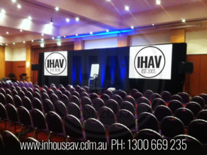 Stamford Plaza Adelaide Projector Hire