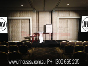 Stamford Plaza Brisbane Audio Visual Hire