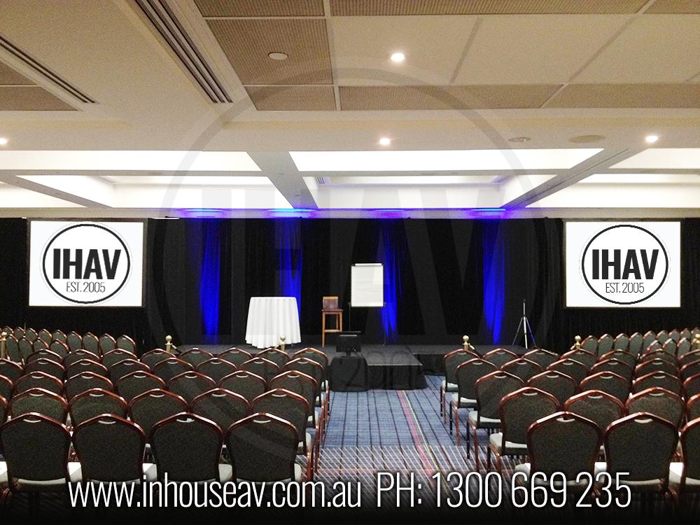 SwissHotel Sydney Audio Visual Hire 6