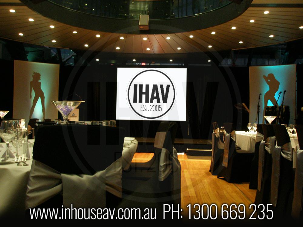 Sydney Projection Screen Rentals