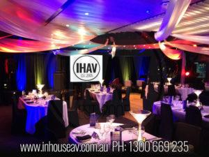 Sydney Starship Darling Harbour Projector Rentals