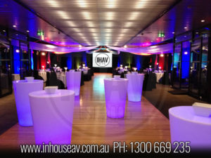 Sydney Starship Darling Harbour Projector Hire