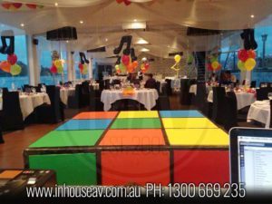Sydney Starship Darling Harbour Audio Visual Hire