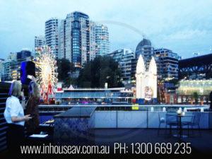 Sydney Starship Darling Harbour AV Hire