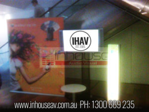 Telstra Sydney City Audio Visual Hire