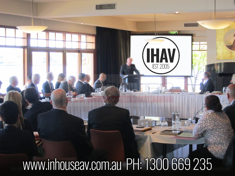 Canberra Audio Visual Hire