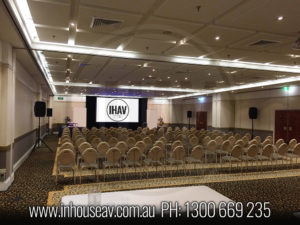 Sydney Boulevard Hotel Audio Visual Hire