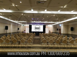 Sydney Boulevard Hotel Projector Hire