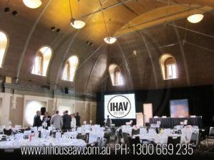 Westin Sydney Projection Screen Hire