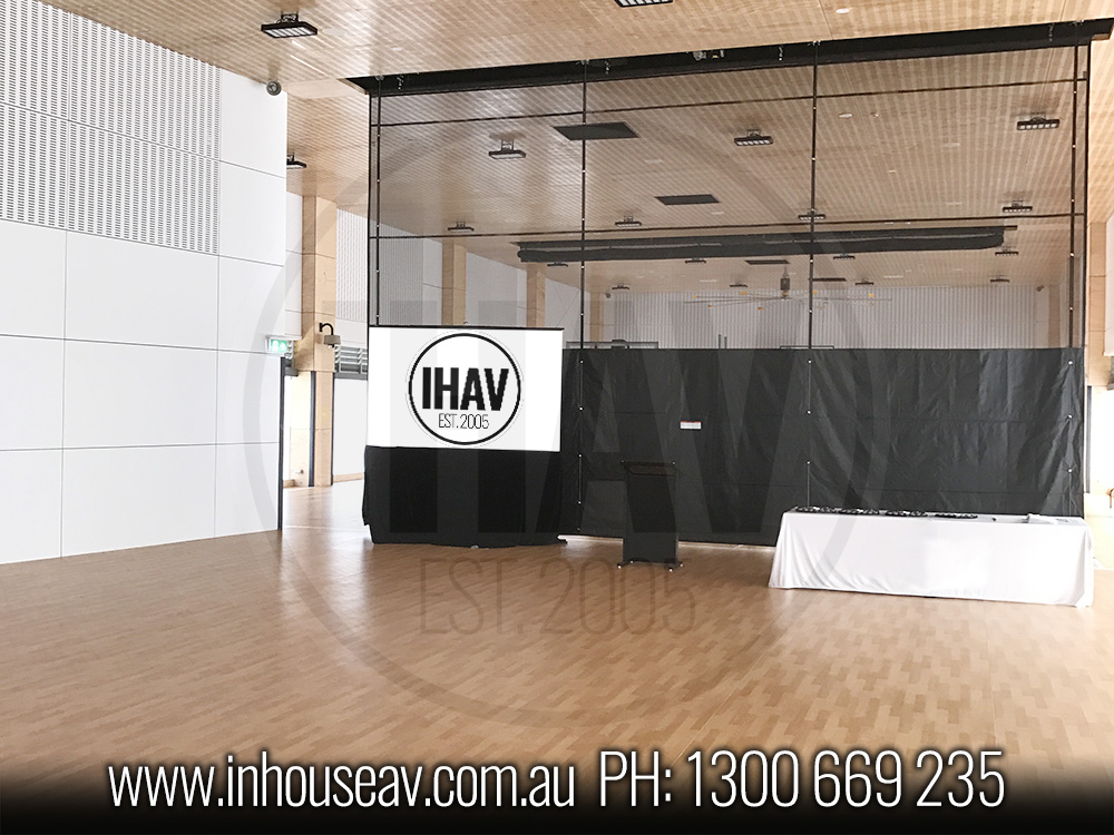 Australian College of Physical Education Sydney Olympic Park Fitness Centre Audio Visual Hire 2