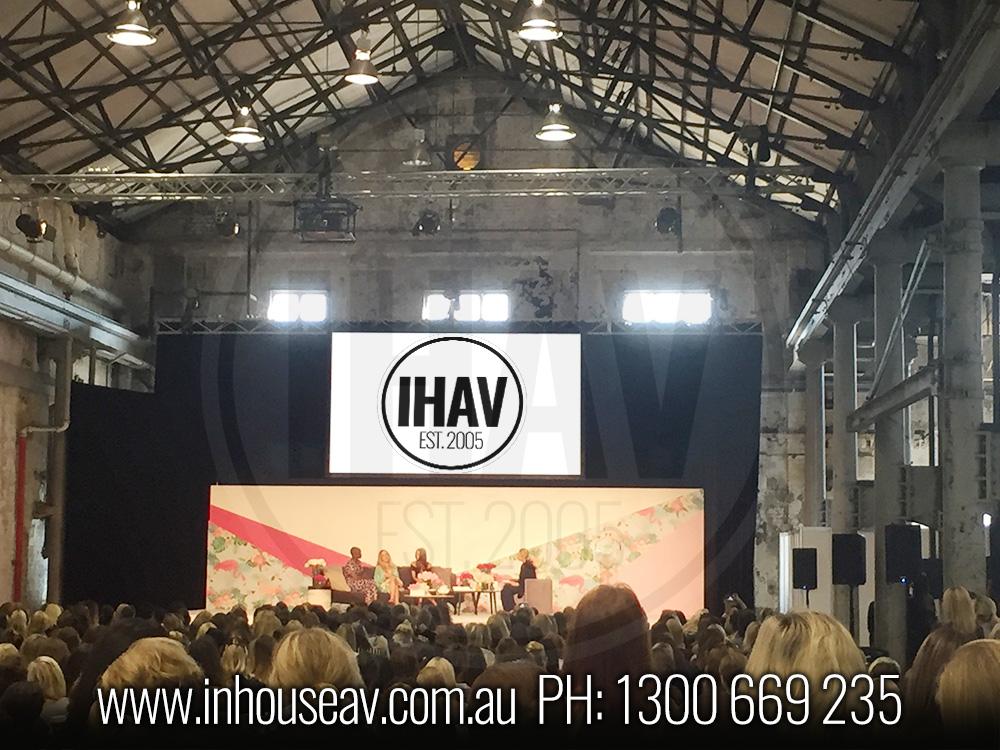 Australian Technology Park Sydney Audio Visual Hire Event 4