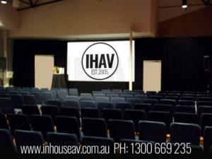 Australian Technology Park Sydney - Room 6A Audio Visual Hire Event 5