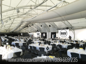 Dockside Pavilion Sydney Audio Visual Hire 1