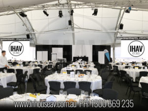 Dockside Pavilion Sydney Audio Visual Hire 2