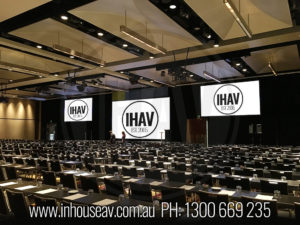 Hilton Hotel Sydney Audio Visual Hire 17