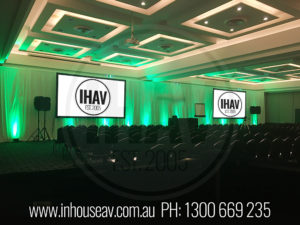 Mantra on View Hotel Surfers Paradise boulevard room 2-3 Audio Visual Hire 9