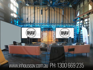 Ovolo Woolloomooloo Sydney Audio Visual Hire 3