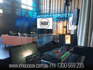 Woolloomooloo Sydney Audio Visual Hire