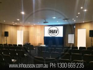 Sydney Masonic - Corinthian Room Centre Audio Visual Hire 16