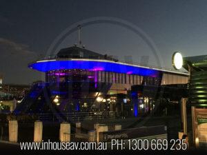 Sydney Starship Darling Harbour Audio Visual Hire 23